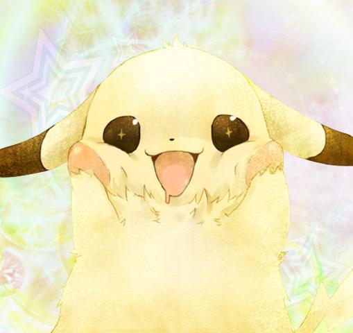 Pikachu kawaii - Kawaii pikachu ...