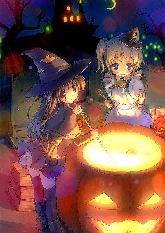 D'autres images d'Halloween (MOUAHAHA !!)