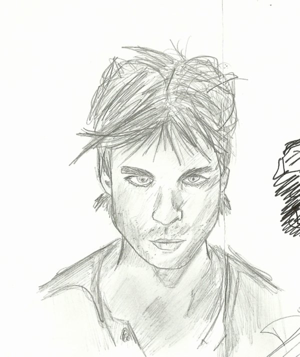 Articles de dijimon tagg s vampire diaries les dessins de dijimon - Dessin vampire diaries ...